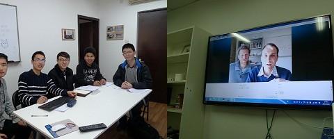 Seminar April 17, 2014